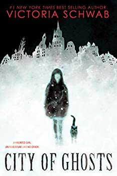 City of Ghosts by V.E. Schwab science fiction and fantasy book and audiobook reviews