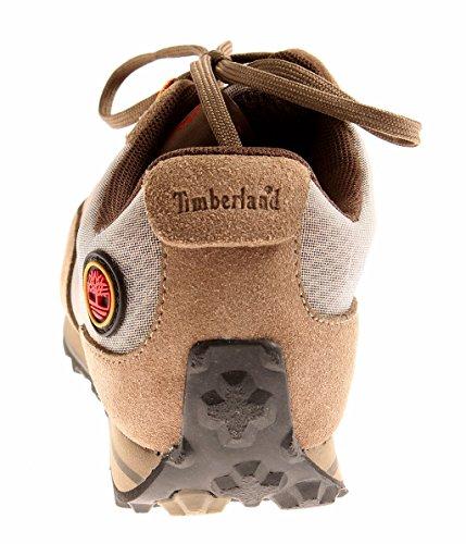 Timberland Womens Outdoor Sneaker Schnürer 12683 12684 Lederschuhe Braun