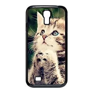 Cute pet cats Hard Plastic phone Case Cove For SamSung Galaxy S4 Case XXM9111389