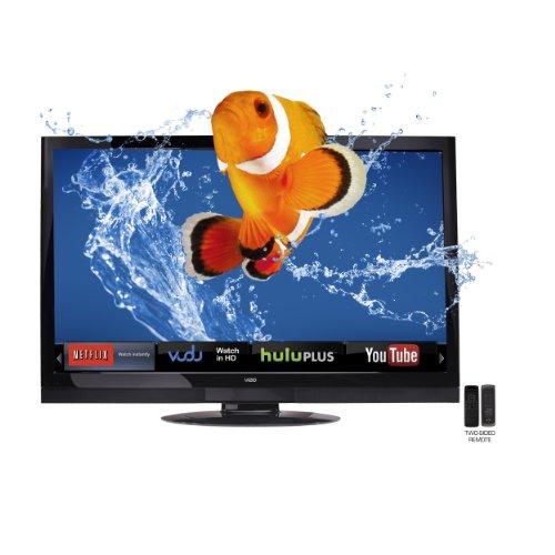 VIZIO M3D651SV 65-inch 1080P 240Hz Razor LED Smart 3D HDTV, Best Gadgets