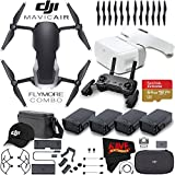 DJI Mavic Air Fly More Combo (Onyx Black) + DJI Goggles FPV Headset + Extra DJI Intelligent Flight Battery for Mavic Air + + SanDisk Extreme 64GB Class 10 U3 Memory Card Bundle