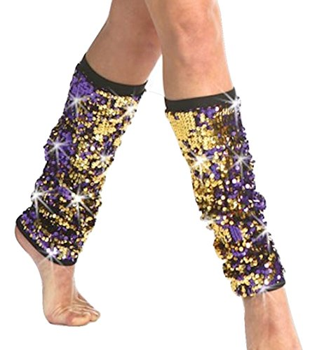 Glitter Leg Warmers - 5