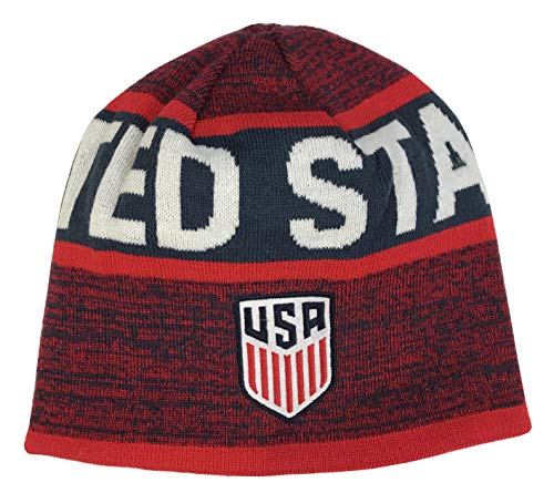 (Icon Sports Group USA/US National Team Soccer Reversible Beanie)