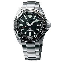 Seiko SRPB51 Mens Silver Prospex Automatic Dive Watch