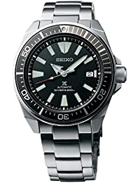 Prospex Samurai Stainless Steel Automatic Dive Watch 200 meters SRPB51