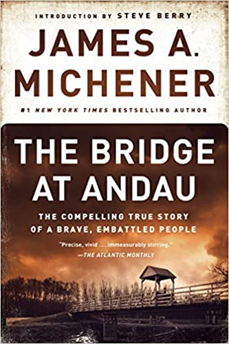 Amazon Fr The Bridge At Andau The Compelling True Story