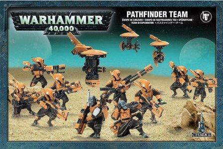 Warhammer 40,000, Pathfinder Team by Games Workshop