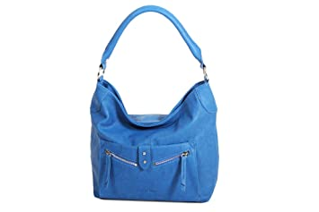 exquisite style cheap factory outlets Sac à Main Andie Blue Collection ALYA A8132: Amazon.fr: Bagages