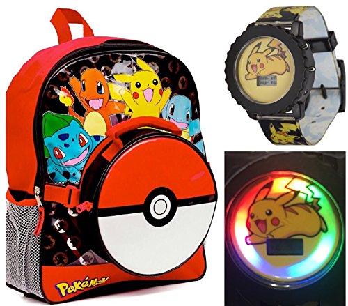 f330e62b8005 Pokemon 3 Piece Kids Backpack Set - Backpack