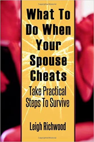 what to do when your spouse cheats