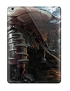 Special Design Back Water Colossus Phone Cases Covers For Ipad Air