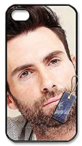 iphone4 4s phone case,Adam Levine cases for iphone4 4s,DIY case for iphone4 4s By PDDSN.