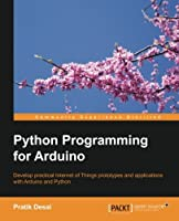 Python Programming for Arduino Front Cover