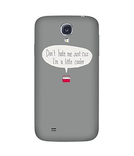 the best attitude e1a9d c8355 I'm Cooler Samsung Galaxy S4 Case: Amazon.in: Electronics