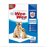 Four Paws FP01610 Wee-Wee Puppy Housebreaking Pads, 10 Pack