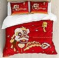 Hedda Clare Luxury Quilt coverLittle Birds Heart Duvet Cover Set1 Duvet Cover + 2 Pillow Shams
