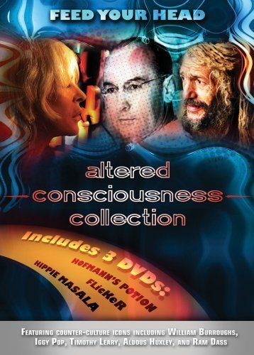 Altered Consciousness Collection by Alive Mind by Damaris L?thi, Nik Sheehan, Ulrich Gross Connie Littlefield
