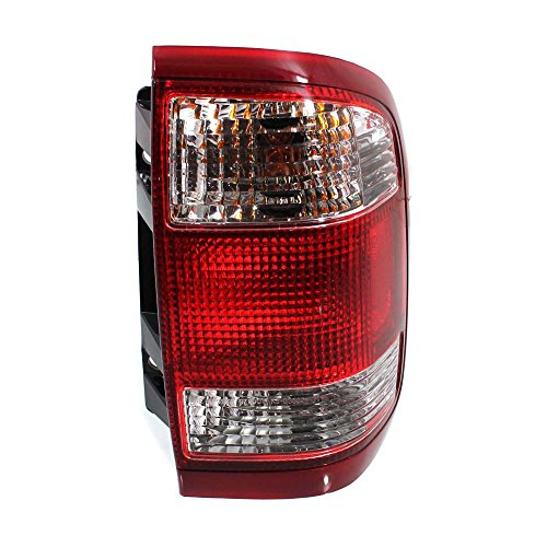 Evan-Fischer EVA15672012667 Tail Light for Nissan Pathfinder 99-04 Assembly Right - Nissan Lamp Pathfinder Tail