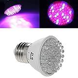 SCASTOE AC 220V E27 3528 38/60/72/80 LED Grow Light Full Spectrum Flower Plant Lamp Hot (38LED)