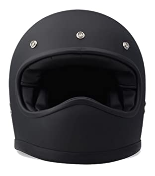 Amazon.es: DMD - 1FFS10000MB04 - Casco para moto de color negro mate ...