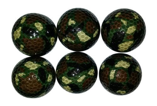 k (Camo Golf Balls)
