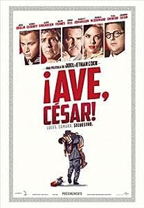 ¡Ave, César! [Blu-ray]