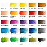 Arteza Kids Premium Watercolor Paint Set, 25