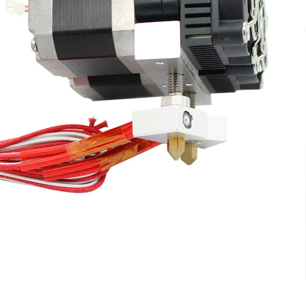 Deanyi One Pack Dual Use Schraube 1//4 und 3//8 Adapter Mal Schrauben f/ür Kugelkopf Stativ Einbeinstativ Chrome Gebrauchsgegenst/ände