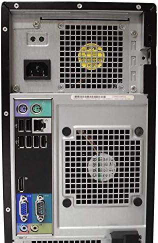 DELL OPTIPLEX 790 TW DESKTOP COMPUTER,INTEL CORE I7-2600 UP TO 3.8G,16G DDR3,2T,DVD,WIFI,HDMI,VGA,DP PORT,BT 4.0,WIN10PRO64(RENEWED)-MULTI-LANGUAGE SUPPORT ENGLISH/SPANISH