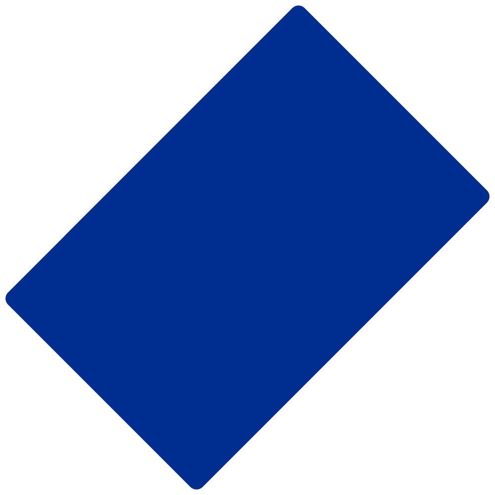 Trademark Global 10-2040blu Trademark Poker Size Cut Card Blue