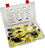 S.U.R. & R. FPT290 Deluxe Fuel Pressure Tester Adapter Kit