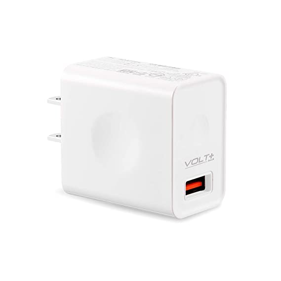 Amazon.com: Rapid Charger for Xiaomi Redmi Note 7 with 18W ...