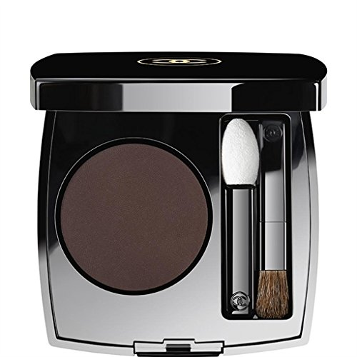 CHANEL OMBRE PREMIÈRE Longwear powder eyeshadow # 24 - CHOCOLATE BROWN
