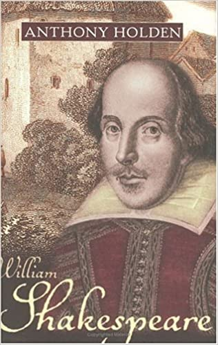 Book William Shakespeare: His Life and Work by Anthony Holden (1999-11-30)