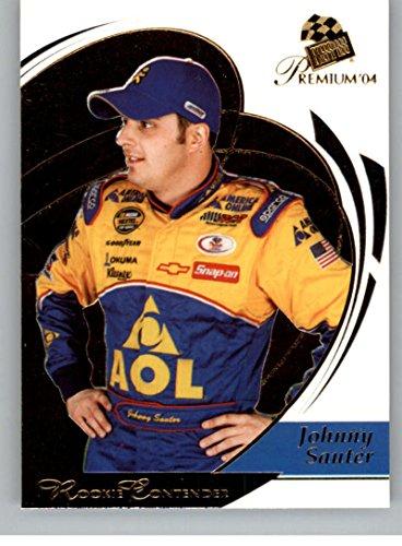 2004 Press Pass Premium #34 Johnny Sauter NM-MT - Johnny Sauter Racing