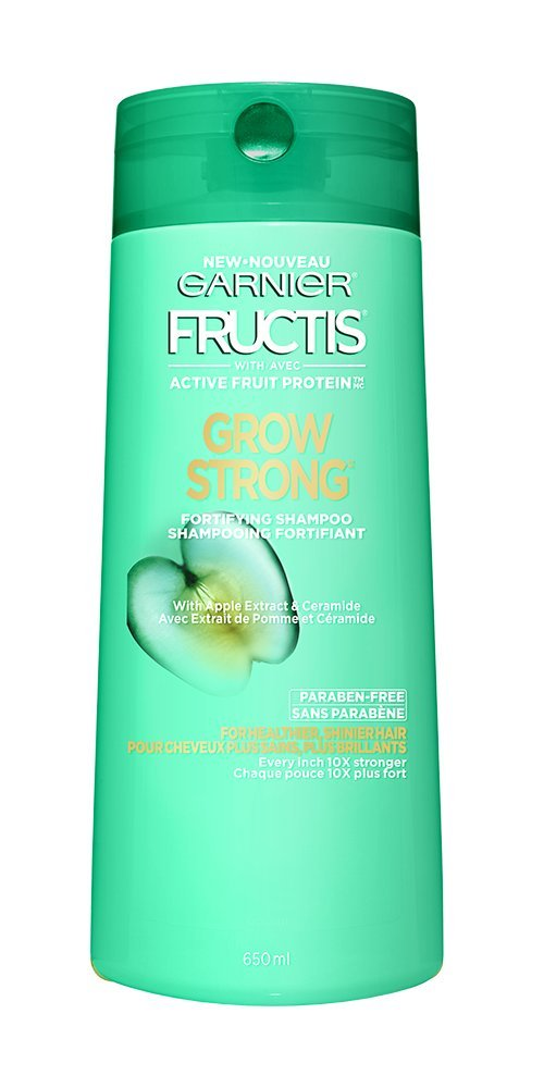 Garnier Fructis Pure Clean Shampoo Citrus Extract For Normal And Oily Hair 370 Ml