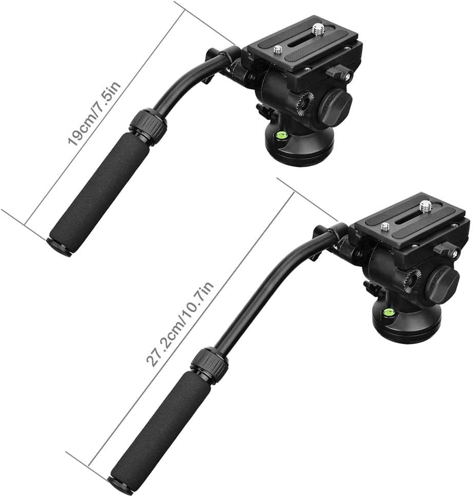 Quick Release Plate Camera Quick Change Adapter Quick Release Plate 1//4and 3//8 Screws Photography Video tilt Quick Release Plate for DSLR Camera Tripod