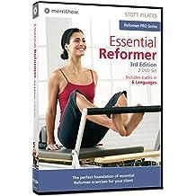 STOTT PILATES: Essential Reformer 3rd Edition  2 Disc Set (6 languages)