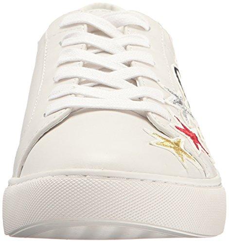 Kenneth Cole New York Womens Kam-NYC Fashion Sneaker White dMWg9iAgp