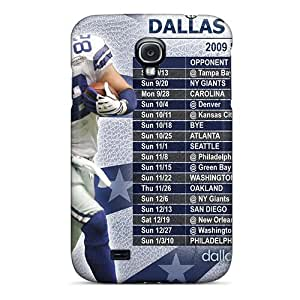 New Arrival Premium S4 Cases Covers For Galaxy (dallas Cowboys)