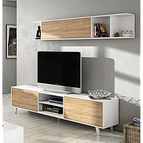 Muebles de TV Salon: Amazon.es