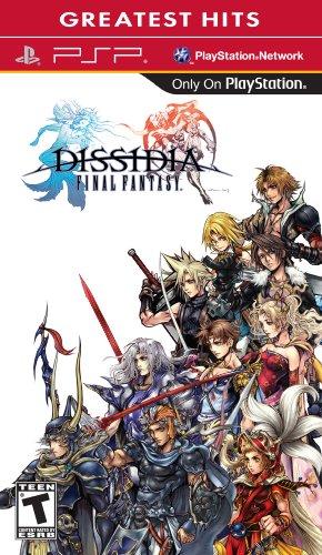 Dissidia Final Fantasy   Sony Psp