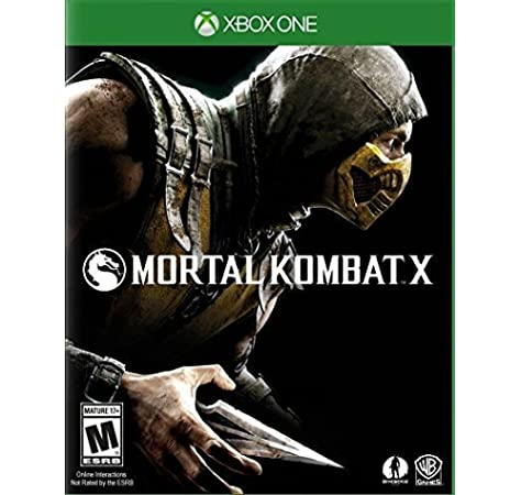 Amazon Com Mortal Kombat X Xbox One Whv Games Video Games