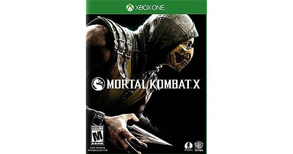 Mortal Kombat X(北米版): Amazon.es: Videojuegos