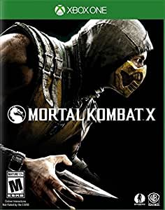 Mortal Kombat X for Xbox One - Standard Edition