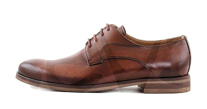 Martelly Design - 10241 - Zapato Caballero Piel - 44, Marino