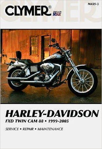 M425-3 Clymer Manuals for Harley-Davidson