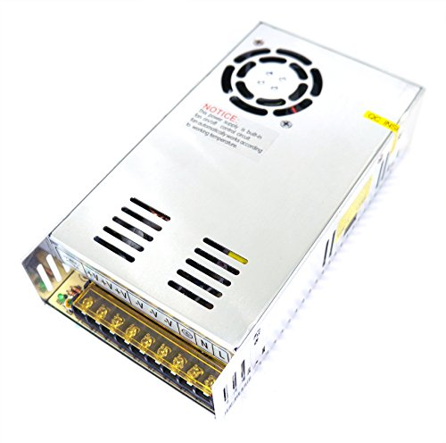 GENSSI 48V DC 7.3A 350W Regulated Switching Power Supply