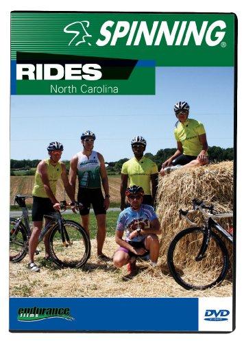 Spinning DVD - Rides: North Carolina