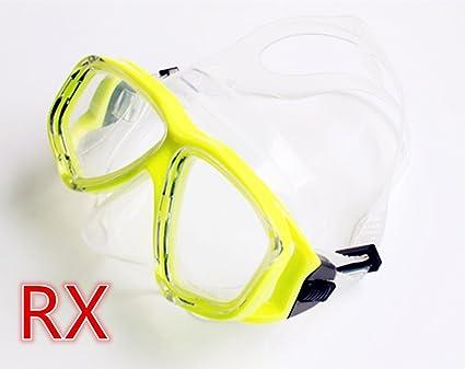 eeb707be2f9 YEESAM SWIM Diving Mask Prescription Nearsighted Myopia Myopic - Scuba Dive  Snorkel RX Optical Corrective Lenses